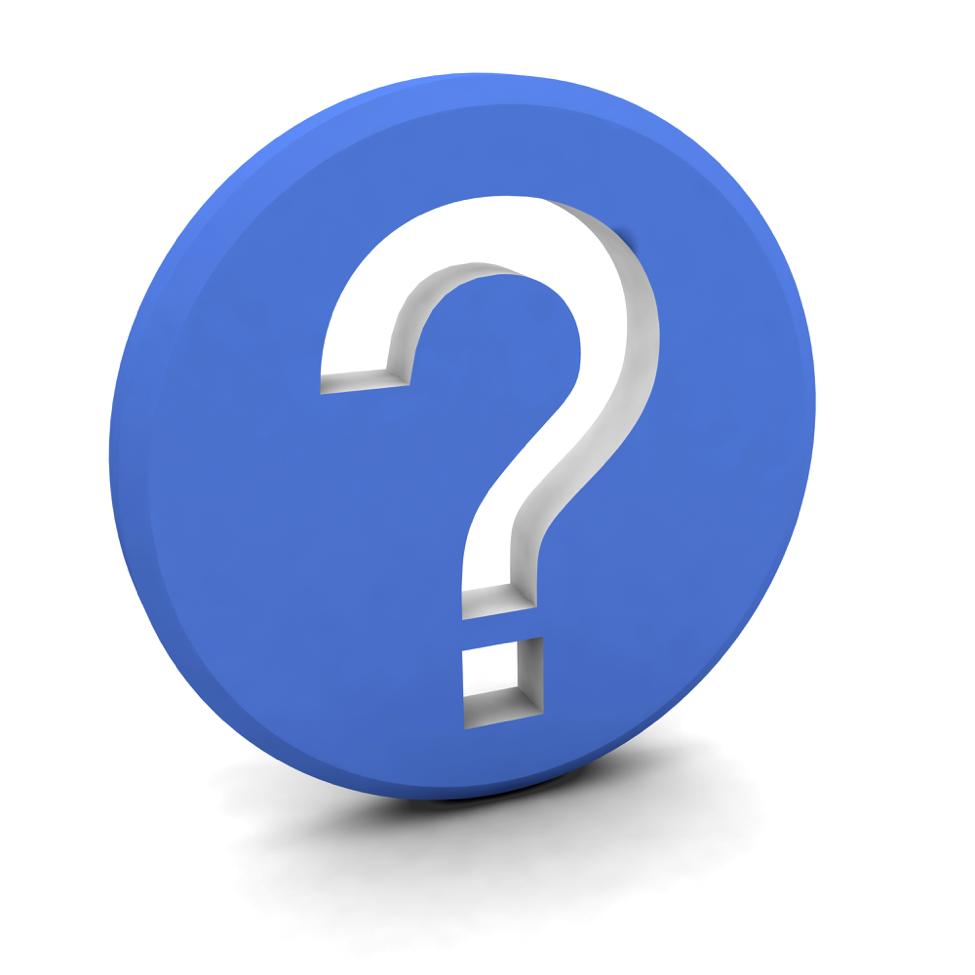 FAQ Question Mark